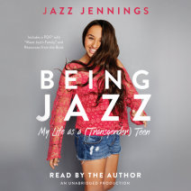 Being Jazz Cover
