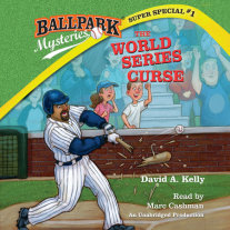 Ballpark Mysteries Super Special #1: The World Series Curse Cover