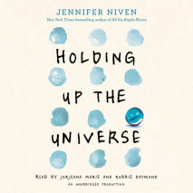 Holding Up the Universe Cover