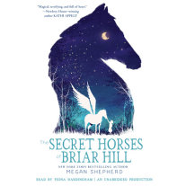 The Secret Horses of Briar Hill Cover