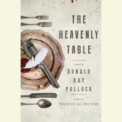 The Heavenly Table cover