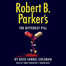 Robert B. Parker's The Bitterest Pill Cover