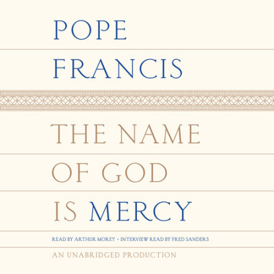 The Name of God Is Mercy cover