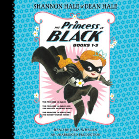 The Princess in Black, Books 1-3