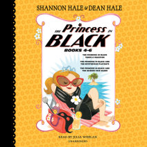 The Princess in Black, Books 4-6 Cover