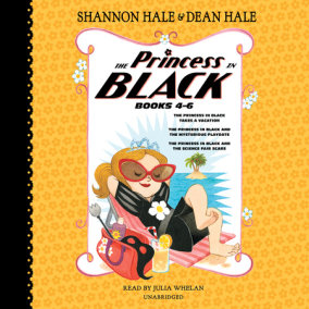 The Princess in Black, Books 4-6