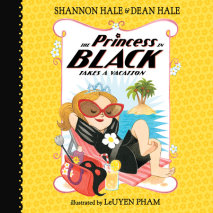 The Princess in Black Takes a Vacation, Book #4 Cover