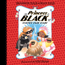 The Princess in Black and the Science Fair Scare Cover