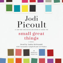 Small Great Things Cover