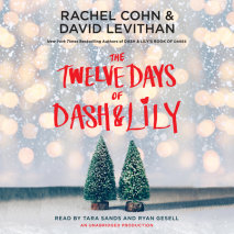 The Twelve Days of Dash & Lily Cover