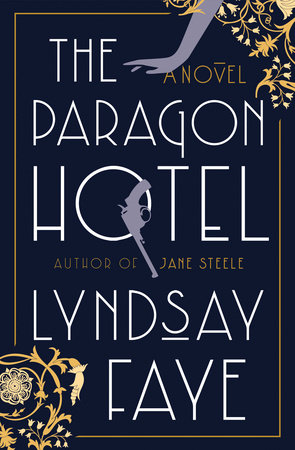 The cover of the book The Paragon Hotel