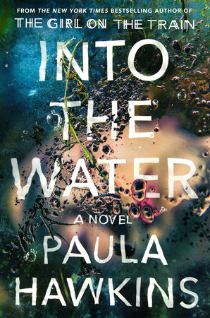 Into the Water Book Cover Picture
