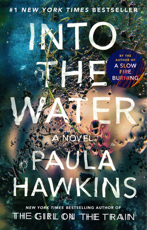 Image result for into the water book cover