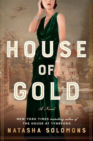 The cover of the book House of Gold
