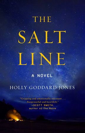 The Salt Line by Holly Goddard Jones