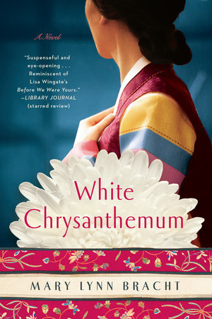 The cover of the book White Chrysanthemum