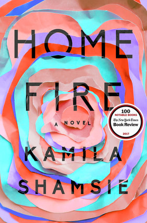 Home Fire Book Cover Picture