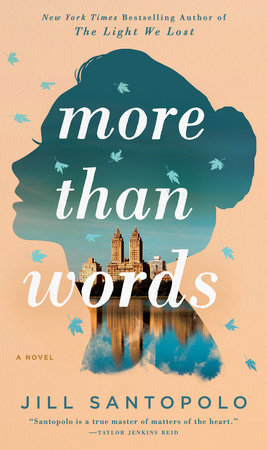 The cover of the book More Than Words
