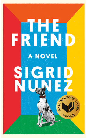 The cover of the book The Friend