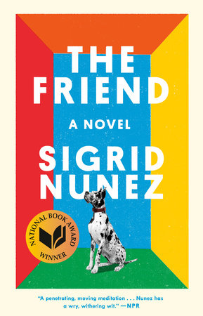 The Friend Book Cover Picture