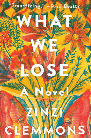 What We Lose Book Cover Picture