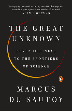 The Great Unknown by Marcus du Sautoy