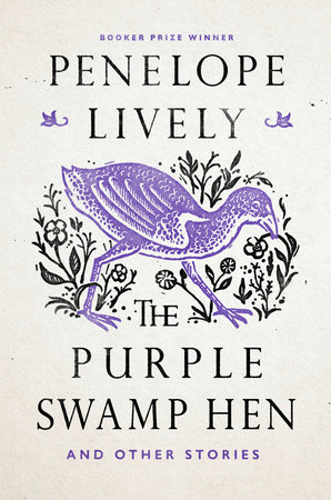The Purple Swamp Hen and Other Stories Book Cover Picture