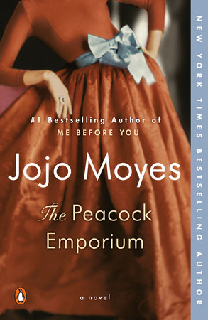 The cover of the book The Peacock Emporium