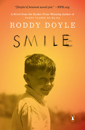The cover of the book Smile