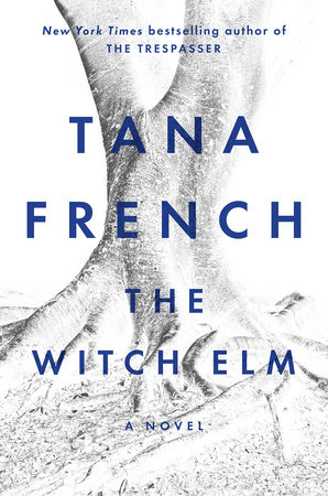 The cover of the book The Witch Elm