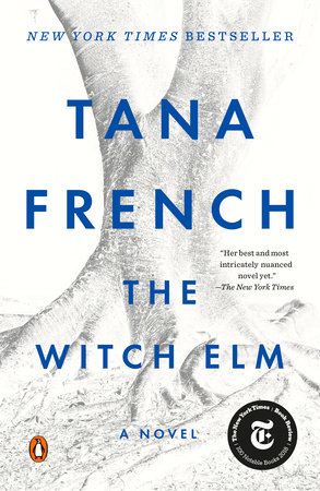 The Witch Elm Book Cover Picture