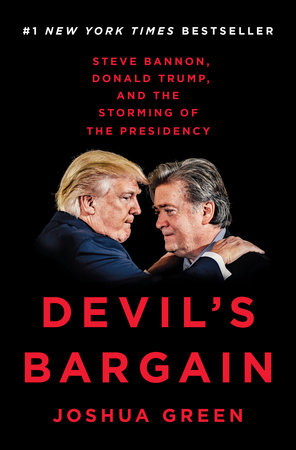 Devil's Bargain Book Cover Picture