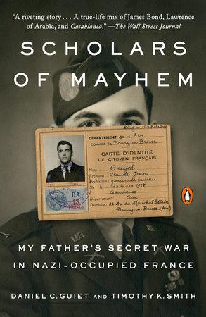Scholars of Mayhem by Daniel Guiet and Tim Smith