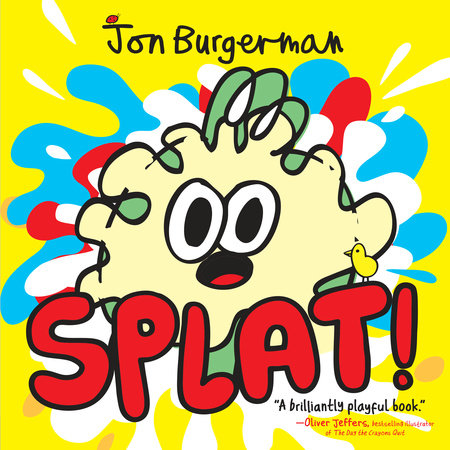 Splat! by Jon Burgerman