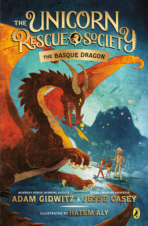 The Basque Dragon by Adam Gidwitz, Jesse Casey and Christopher Smith