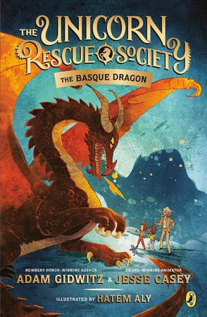 The Basque Dragon by Adam Gidwitz,Jesse Casey