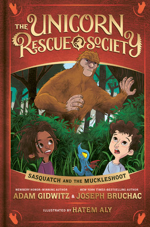 Sasquatch and the Muckleshoot by Adam Gidwitz and Joseph Bruchac