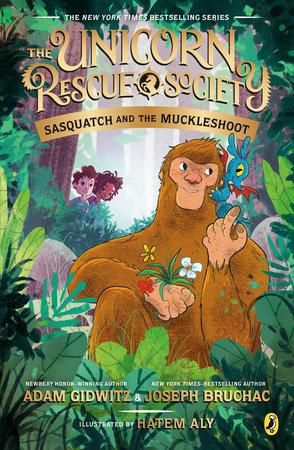 Sasquatch and the Muckleshoot by Adam Gidwitz and Joseph Bruchac