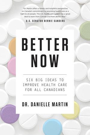 Better Now by Danielle Martin