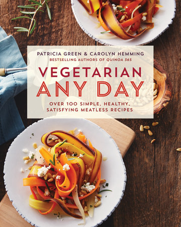 Vegetarian Any Day by Patricia Green and Carolyn Hemming