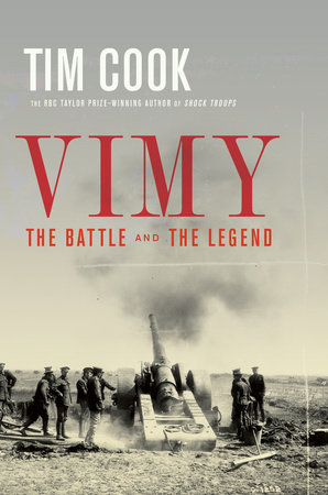 Vimy by Tim Cook