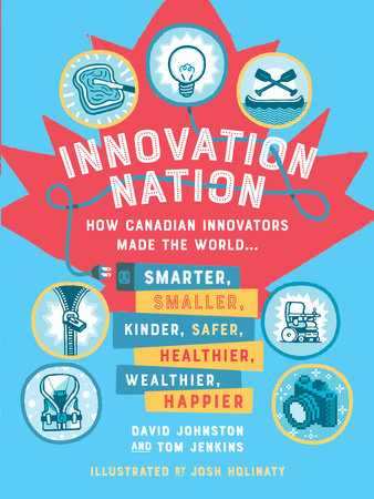 Innovation Nation by David Johnston and Tom Jenkins
