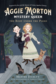 Aggie Morton, Mystery Queen: The Body Under the Piano