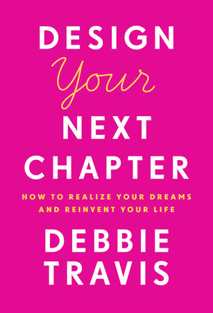 The cover of the book Design Your Next Chapter