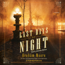 The Last Days of Night Cover