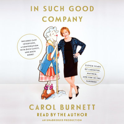 In Such Good Company cover