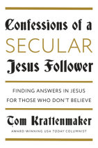 Confessions of a Secular Jesus Follower Cover