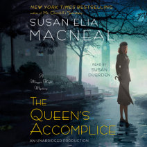The Queen's Accomplice Cover