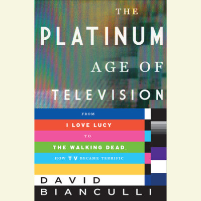 The Platinum Age of Television cover
