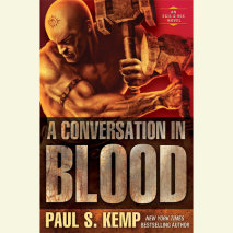 A Conversation in Blood Cover